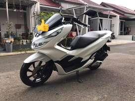 Honda PCX thn 2018 (Mulus)