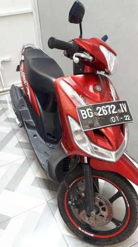 Motor Matic Mio Sporty