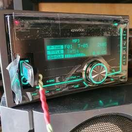 Double Din Kenwood Usb Mp3 Cd Wav | Boy Audiophile