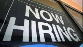 automobiles Company hiring fresh and exp.male candidates for his all I