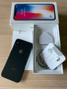iPhone X256gb all model available with best price and warranty and COD