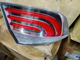 Bmw 5 series performance led tail lights made in Taiwan