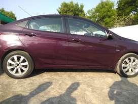 Hyundai verna Top model