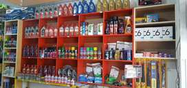 Bike & Car Parts Quantity Available