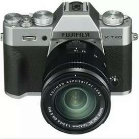 Kredit Kamera Fujifilm XT20 Proses Extra Cepat Dan Gak Ribet Gan