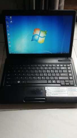 Toshiba C640 corei3