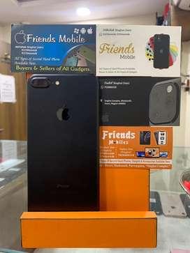 I phone 7 plus 128 gb black