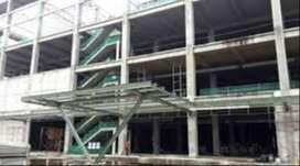 Integreet Konstruksi menerima jasa pemasangan baja WF kualitas SNI