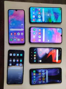 Oppo , Samsung, poco, oneplus ,iPhone ,all models available best price