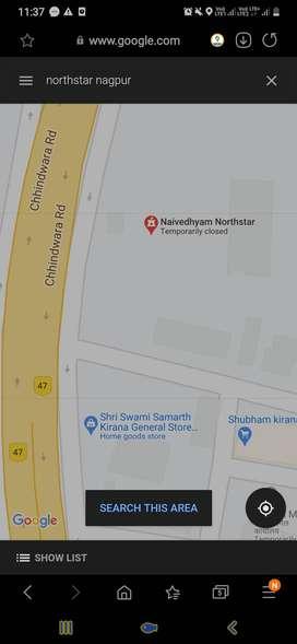 Highway plot on koradi road