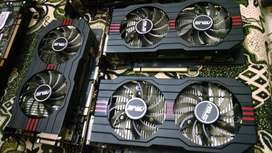 AMD Radeon Asus HD 7770 2GB