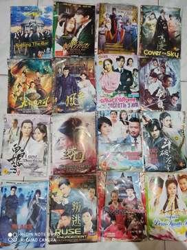 Kaset dvd drama korea isi 4pcs