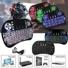 Wireless Keyboard/Mouse Pad RF500 Backlight for Android Box/PC/Laptop