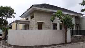 Rumah bukit palma minimalis