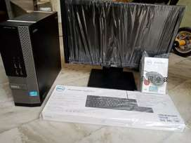 Dell i7 slim PC 4gb ram 500gb hdd 2gb graphics  box pack only cpu p. @
