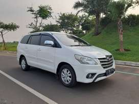 Toyota Innova G 2.0 At 2014