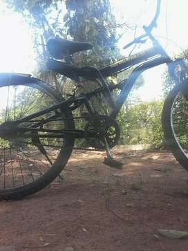 A good cycle fz handle good condition shockups