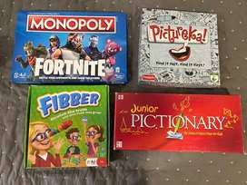 Board Games for Bored Kids!