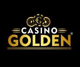 Vacancy in golden casino baga