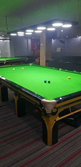 Snooker tables & other accessories for sale