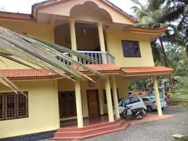 First floor of house for rent in Thodupuzha Town-10000/-