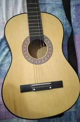 Guitar is on very cheap