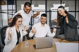 Lowongan Kerja Cari Karyawati Staff Admin Marketing Online Shop