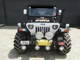 All modified jeep available