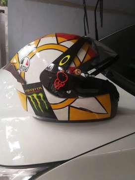 Helm Modif Air brush
