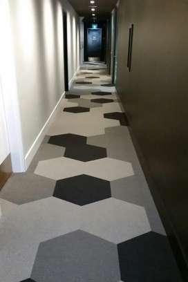 Central karpet kantor palembang