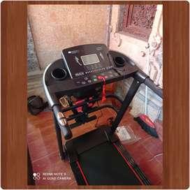 Treadmill Elektrik Murah Besar Fitur Lengkap Alat Olahraga Lari