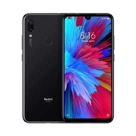 Redmi Note 7 4Gb ram Black Color