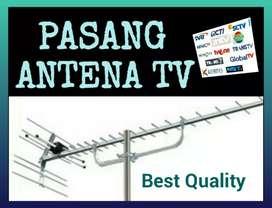 Antena TV Digital - Layananan Pemasangan Sejabodetabek