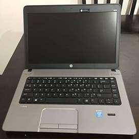 HP 840 G1 Core I5 4th gen Ultraslim Laptop In Just rs15900/- Warranty