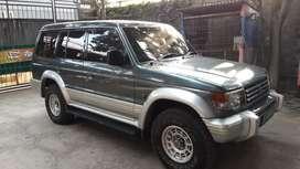 Mitsubishi Pajero 1996 Bensin