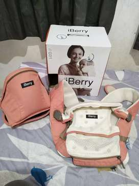 hipseat iberry pink