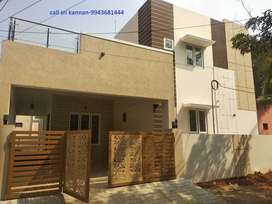 New 2100sft,3-Bhk north facing individual house for sale in vadavalli.