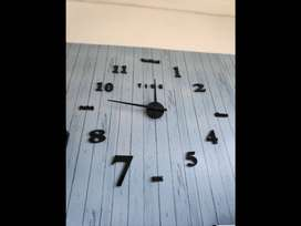 jam diy besar 130 cm 87iyh