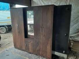branded 5 door wardrobe