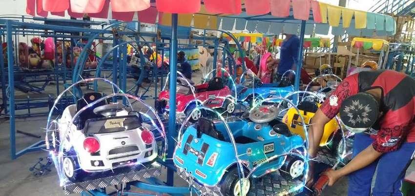 RST mainan kuda animal ride odong odong mobil mini kereta wisata IIW 0