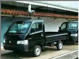 pickup+supir disewakan