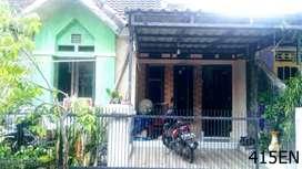 415.Rumah Siap Huni Cluster Terdepan, Hijau 60/66 Citra Indah City
