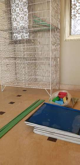 Iron Cage for Parrot's and birds.