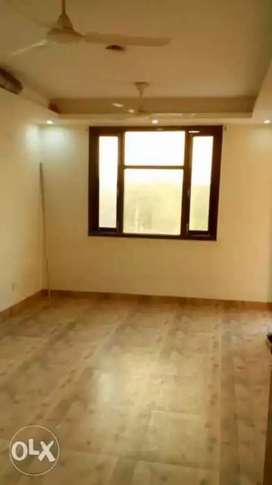 1 room kitchen builder flat in saket