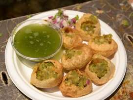 Gobi, Pani puri and Bhel chats maker required