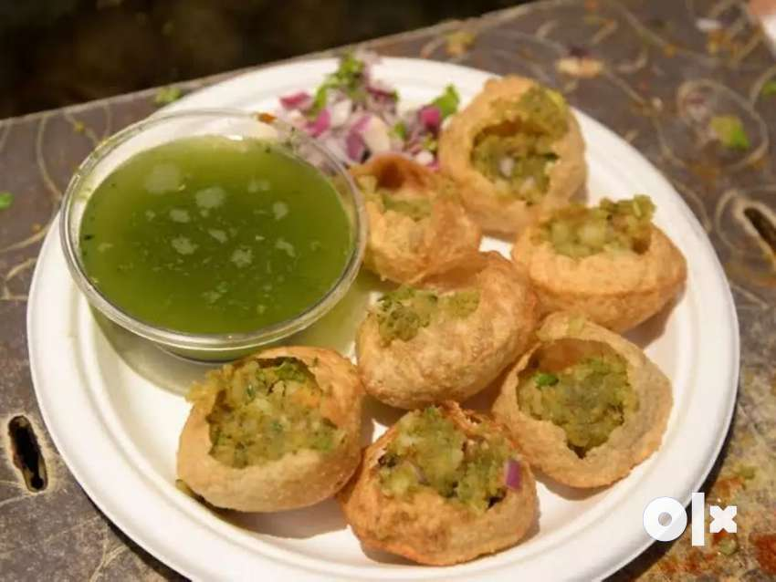 Gobi, Pani puri and Bhel chats maker required 0