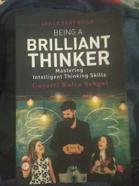 For parents and teachers to make your children brilliant thinker