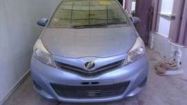 TOYOTA VITZ 2013/2015 4.5 GRADE NEW AND USED CAR FINANCING