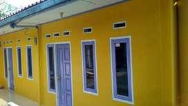 Dikontrakan 1 rumah minimalis utk Keluarga, Karyawan, Mhs IPB