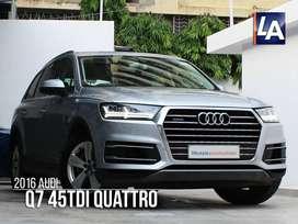 Audi Q7 45 TDI QUATTRO PREMIUM PLUS, 2016, Diesel